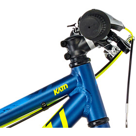 "Ghost Kato R1.0 AL 20"" Lapset, night blue/neon yellow/riot blue"